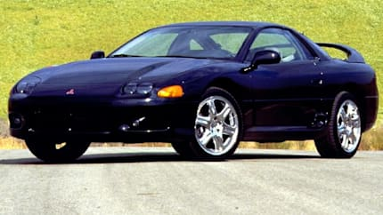 1999 Mitsubishi 3000 GT - 2dr Coupe (VR-4)