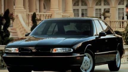 1999 Oldsmobile Eighty-Eight - 4dr Sedan (50th Anniversary Edition)