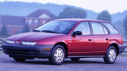 1999 Saturn SW1 - 4dr Station Wagon (Base)