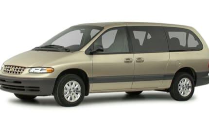 2000 Chrysler Grand Voyager - Passenger Van (SE)