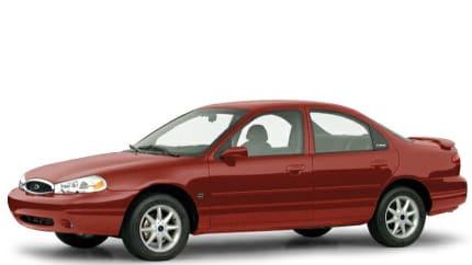 2000 Ford Contour - 4dr Sedan (SVT)