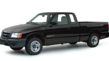 2000 Isuzu Hombre - 4x2 Regular Cab (S)