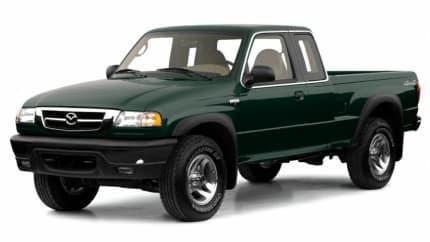 2001 Mazda B2500 - 4x2 Regular Cab 111.6 in. WB (SX)