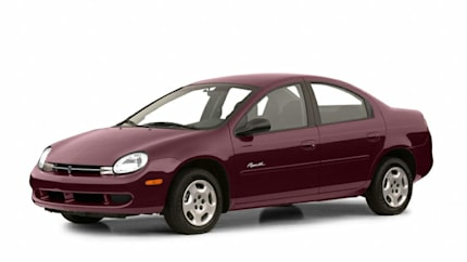 2001 Plymouth Neon - 4dr Sedan (Highline)
