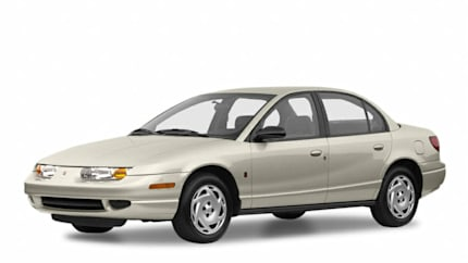2001 Saturn SL1 - 4dr Sedan (Base)