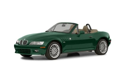 2002 BMW Z3 - 2dr Roadster (2.5i)