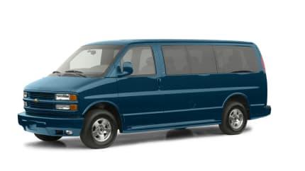 2002 Chevrolet Express LT - G1500 Passenger Van (Base)