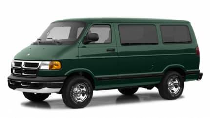 2002 Dodge Ram Wagon 3500 - Maxi-Wagon (Base)