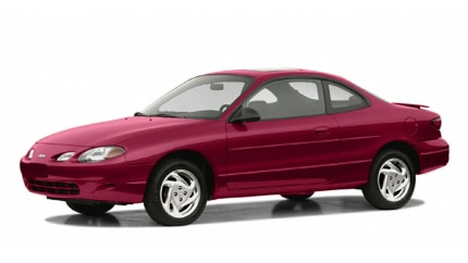 2002 Ford Escort - 2dr Coupe (ZX2 Standard)