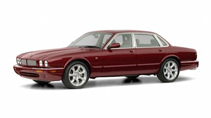 2002 Jaguar XJR - 4dr Sedan (Base)