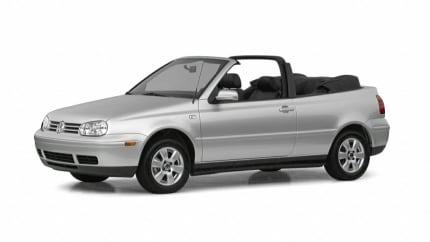 2002 Volkswagen Cabrio - 2dr Convertible (GL)