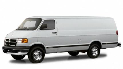 2003 Dodge Ram Van 3500 - Cargo Van 127.2 in. WB (Base)