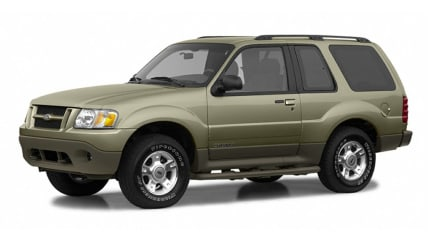 2003 Ford Explorer Sport - 2dr 4x2 (XLS Manual)