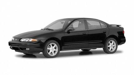 2004 Oldsmobile Alero - 4dr Sedan (GX)