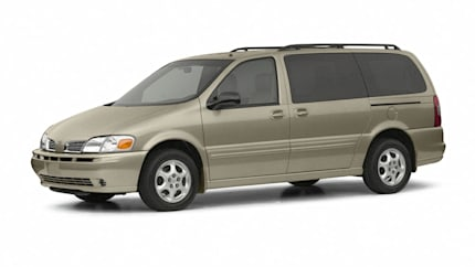 2004 Oldsmobile Silhouette - All-wheel Drive Passenger Van (GLS)