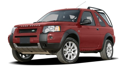2005 Land Rover Freelander - 2dr All-wheel Drive (SE3)