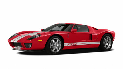 2006 Ford GT - 2dr Coupe (Base)