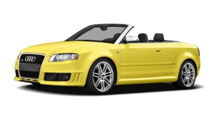 2008 Audi RS 4 - 2dr quattro Cabriolet (4.2L)