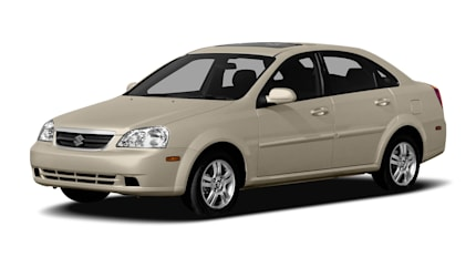 2008 Suzuki Forenza - 4dr Sedan (Base)
