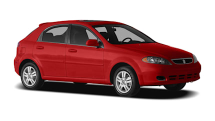 2008 Suzuki Reno - 4dr Hatchback (Convenience)