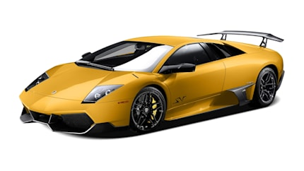 2010 Lamborghini Murcielago - 2dr Coupe (LP670-4 SV)