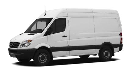 2010 Mercedes-Benz Sprinter Van - Sprinter Van 2500 Cargo Van 144 in. WB (High Roof)