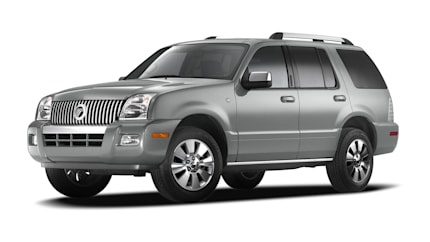 2010 Mercury Mountaineer - All-wheel Drive (Base)