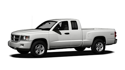 2011 Dodge Dakota - 4x2 Extended Cab 131.3 in. WB (Bighorn/Lonestar)