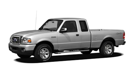 2011 Ford Ranger - 2dr 4x2 Super Cab Styleside 6 ft. box 125.7 in. WB (XL)