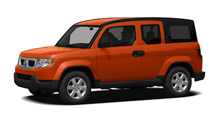 2011 Honda Element - 4dr Front-wheel Drive (LX)