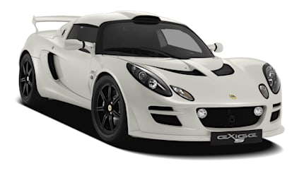 2011 Lotus Exige - Coupe (S 260 Sport)
