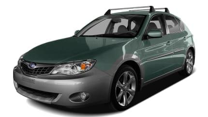 2011 Subaru Impreza Outback Sport - 4dr All-wheel Drive Hatchback (Base)
