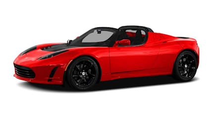 2011 Tesla Roadster - 2dr Convertible (2.5 Base)