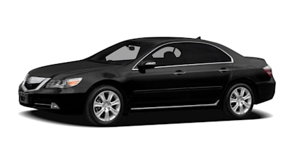 2012 Acura RL - 4dr Sedan (3.7L Advance Package)