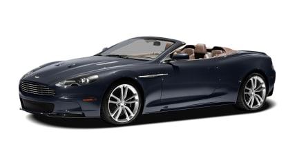 2012 Aston Martin DBS - 2dr Convertible (Volante)