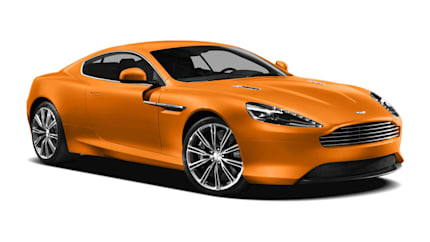 2012 Aston Martin Virage - 2dr Coupe (Base)