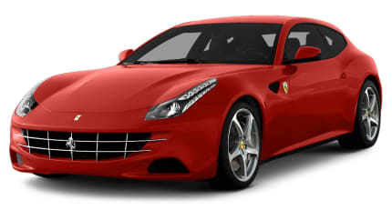 2015 Ferrari FF - 2dr Coupe (Base)
