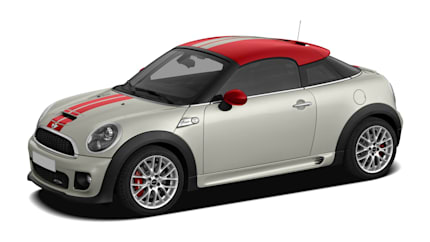 2012 MINI John Cooper Works - 2dr Coupe (Base)
