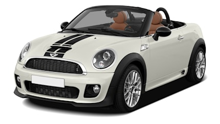 2012 MINI John Cooper Works - 2dr Roadster (Base)