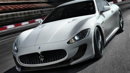 2016 Maserati GranTurismo - 2dr Coupe (MC)