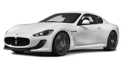 2017 Maserati GranTurismo - 2dr Coupe (MC)