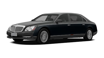 2012 Maybach 57 - 4dr Sedan (Base)