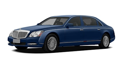 2012 Maybach 57 - 4dr Sedan (S)