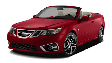 2012 Saab 9-3 - 2dr Front-wheel Drive Convertible (Turbo4)