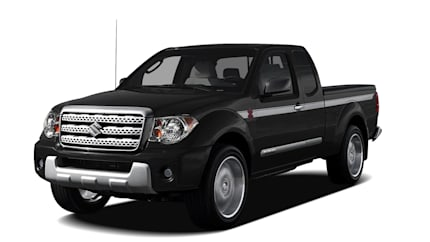 2012 Suzuki Equator - 4x2 Extended Cab 125.9 in. WB (Base)