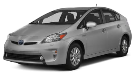 2015 Toyota Prius Plug-in - 5dr Hatchback (Advanced)