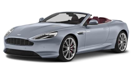 2015 Aston Martin DB9 - Convertible (Volante Carbon Edition)