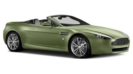 2015 Aston Martin V8 Vantage - 2dr Roadster (Base)