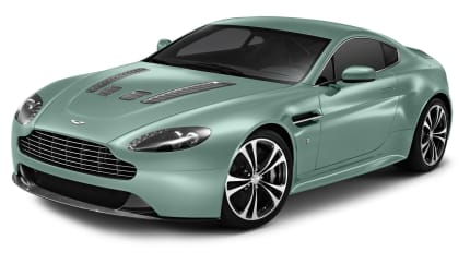 2013 Aston Martin V12 Vantage - 2dr Coupe (Base)