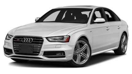 2016 Audi S4 - 4dr All-wheel Drive quattro Sedan (3.0T Premium Plus)